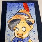 Pinocchio Closeup